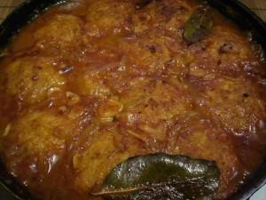 готовые рыбные тефтели с рисом