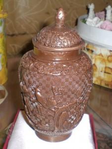 шоколадный горшочек