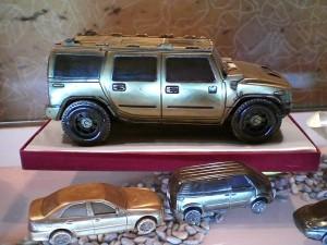 шоколадные машины