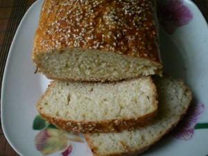 домашний хлеб из кабачков