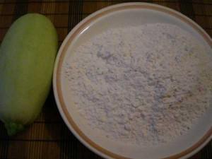 продукты для хлеба из кабачков
